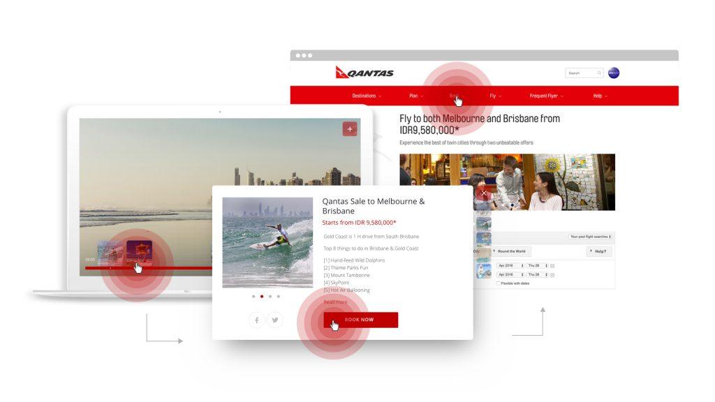 Interactive Video Marketing Platform
