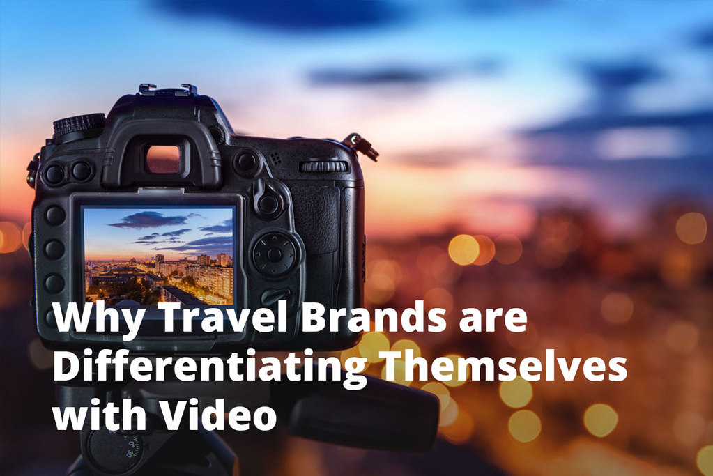 Travel differentiating with video