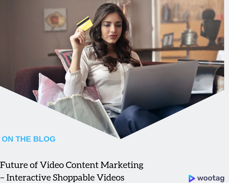 Future of Video Content Marketing – Interactive Shoppable Videos