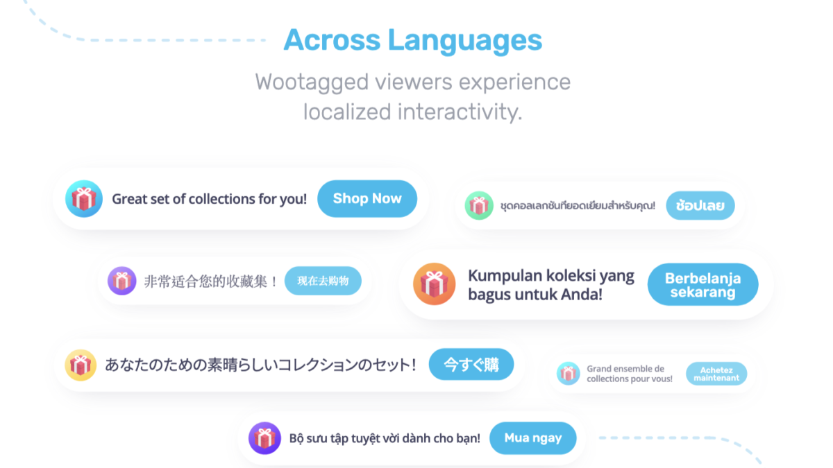 How do Cultures and Languages Shape Viewers Experience?
