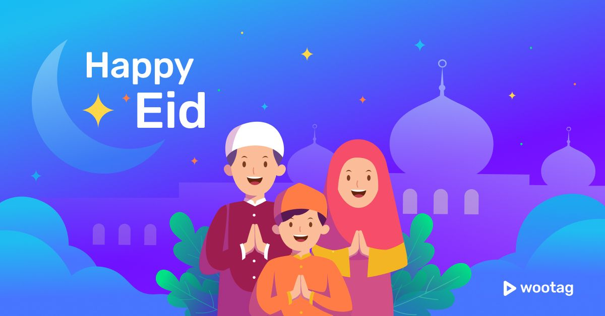 Celebrate Eid with Wootag!