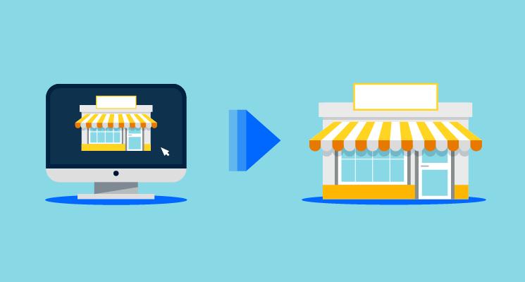 Will offline shopping make a return?
